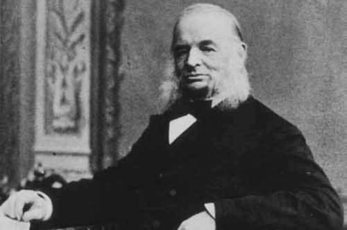 Отто Васильевич Струве. Фото с сайта wikipedia.org