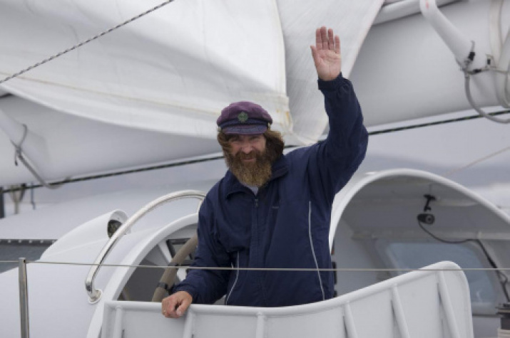 Photo from the archive of Fedor Konyukhov