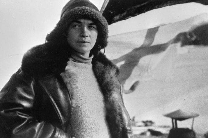 Нина Демме. Фото из личного архива семьи Водзинских