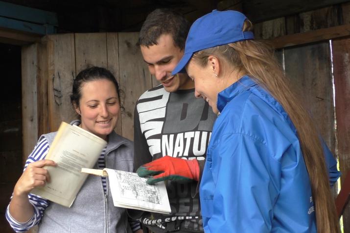 Фото предоставлено участниками эколого-просветительского лагеря РГО на территориях Баргузинского заповедника и Забайкальского национального парка в 2018 году