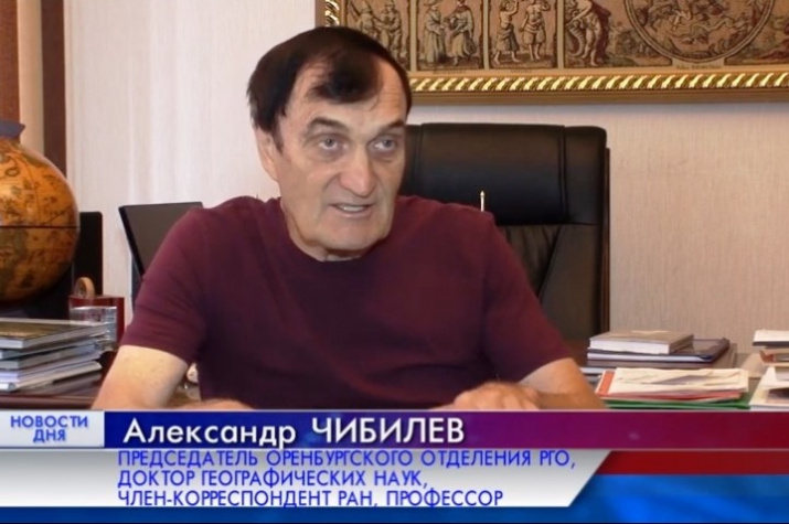 Интервью А. Чибилёва