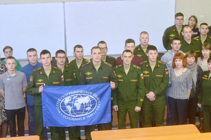 Участники Географического диктанта в Йошкар-Оле. Фото Ян Худошин