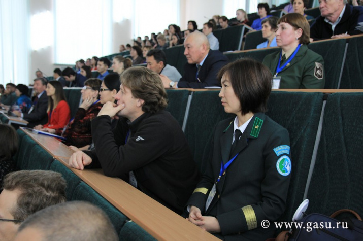 Международная научно-практическая конференция. Фото: В. Малова