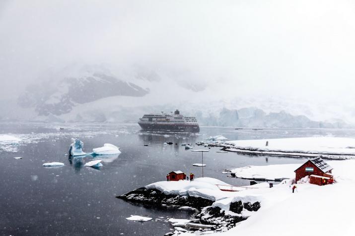 Антарктика. Фото: Pixabay