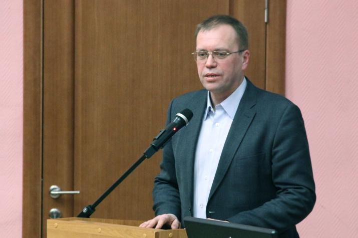 Травкин Дмитрий Викторович - Председатель Ульяновского отделения РГО