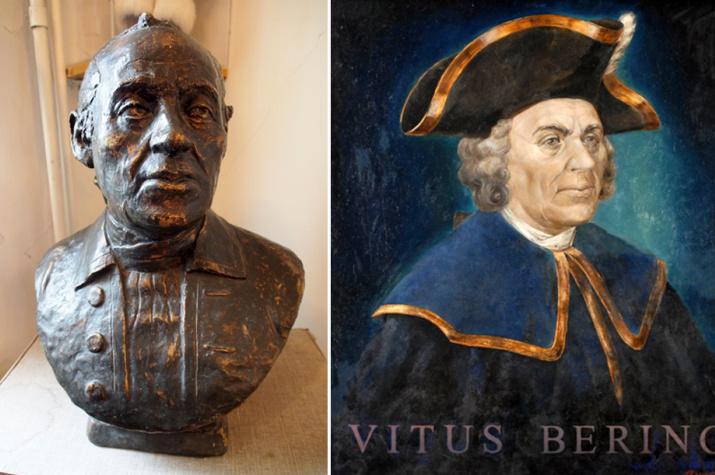 Витус Иоганнес Беринг. Источник: wikipedia.org