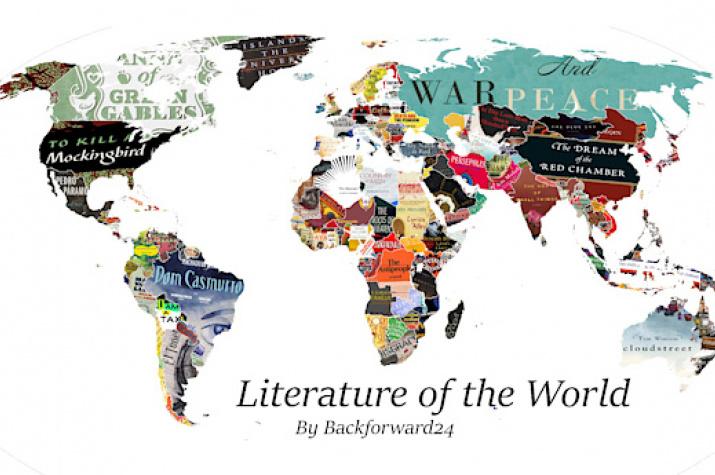 Литературное картографирование