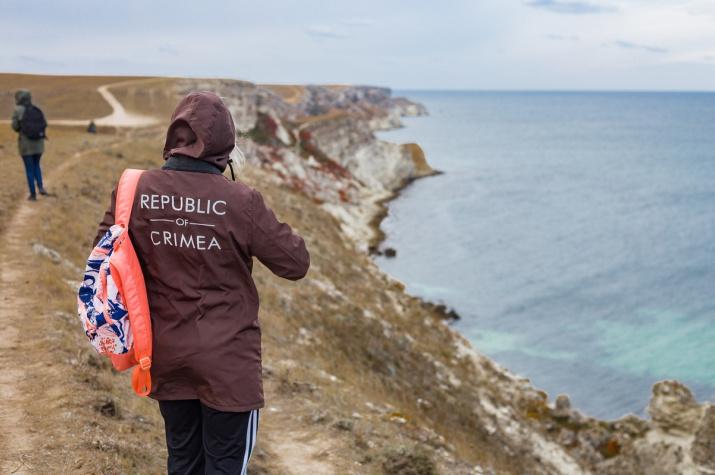 Изучение Тарханкутского берега в рамках эко-волонтерской школы