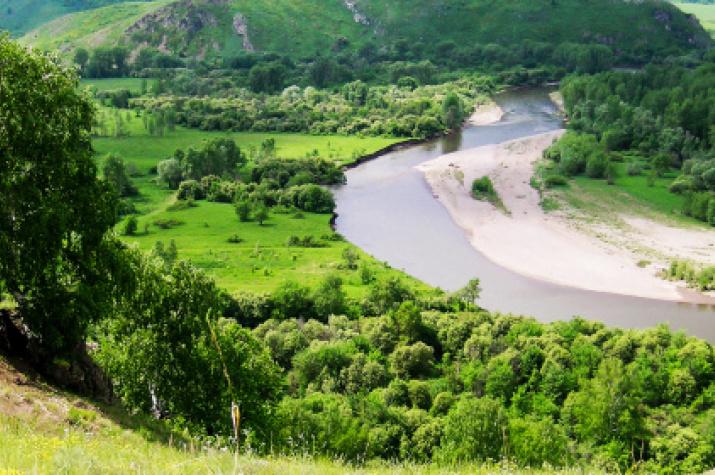 Природа Оренбургской области