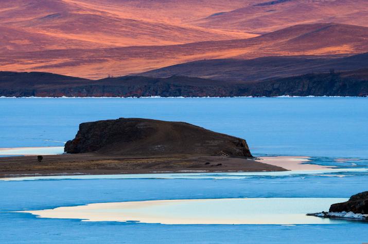 Озеро Байкал. Фото: Алексей Харитонов