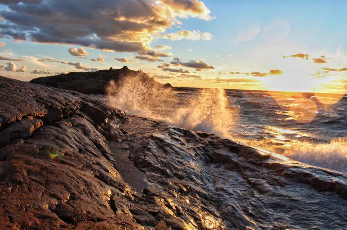 Волны Соммерса. Фото: Илья Дюринский