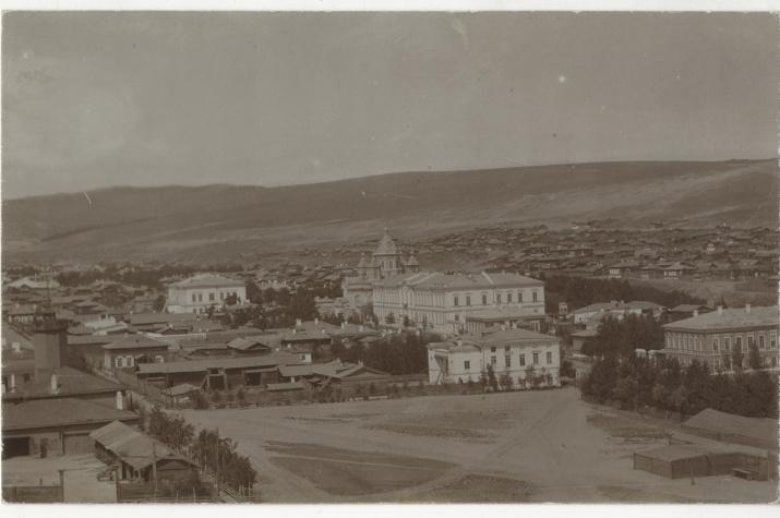 Кяхта. Фото: Научный архив РГО