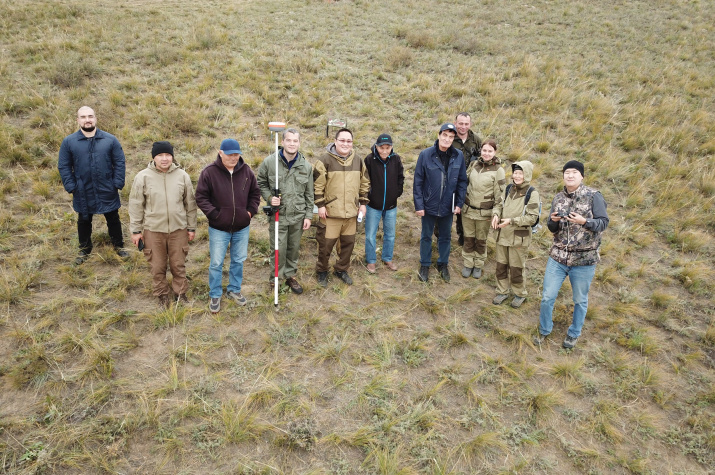 Полевой семинар лаборатории геоэкологии Байкальского института природопользования по современным методам исследований
