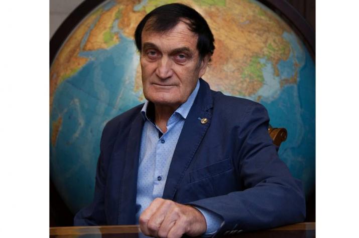 Александр Чибилёв. Фото: пресс-служба РГО