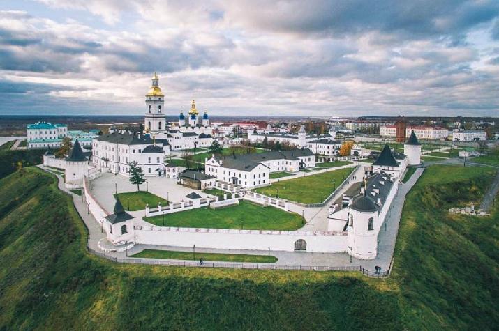 Духовная столица Сибири. Тобольск. Фото: Ниязов-Айдар Ниязов
