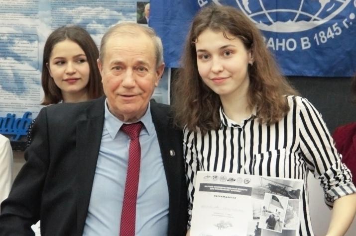 Фото предоставлено Молодёжным клубом РГО на базе Саратовского областного отделения РГО