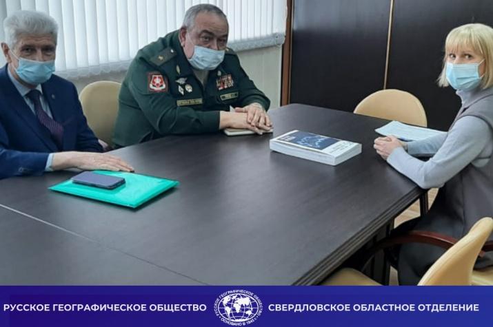 Слева направо Владислав Середа, Алексей Попов, Светлана Минюрова