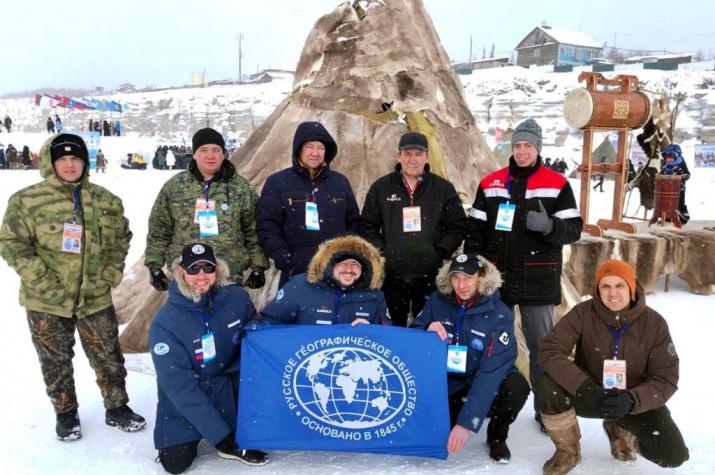 Фото: пресс-служба Отделения РГО в Якутии