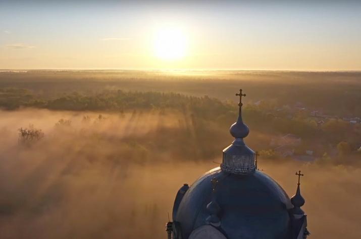 Кадр из фильма Олега Буцкого