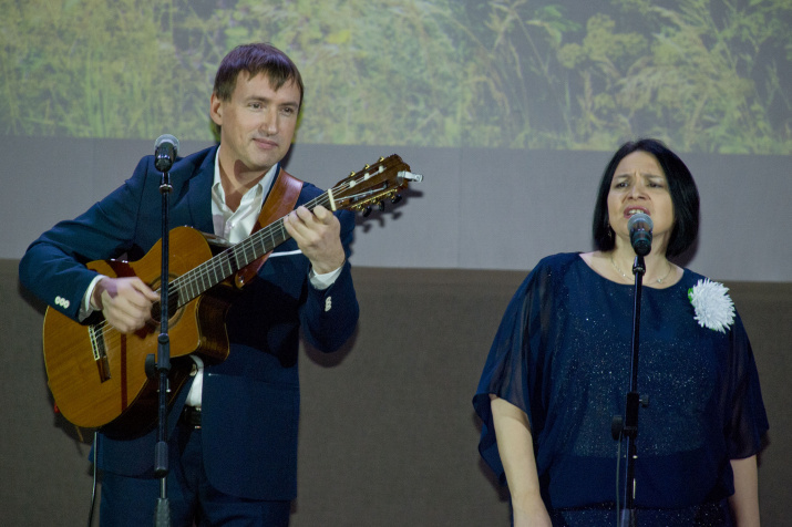 Вечер туристской песни Ульяновского отделения РГО