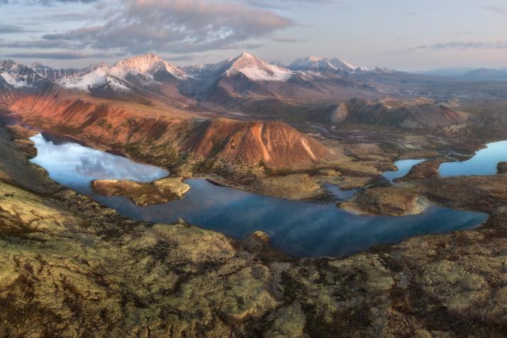Планета Колыма. Фото: Андрей Грачев