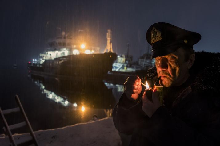Морская душа. Фото: Виталий Новиков