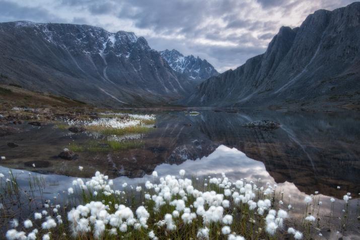 Озеро, которого нет на карте. Фото: Андрей Грачёв