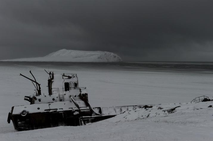 Арктика вне времени. Фото: Андрей Шапран