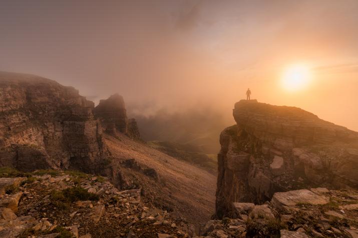 В погоне за солнцем. Фото: Сергей Алтушкин
