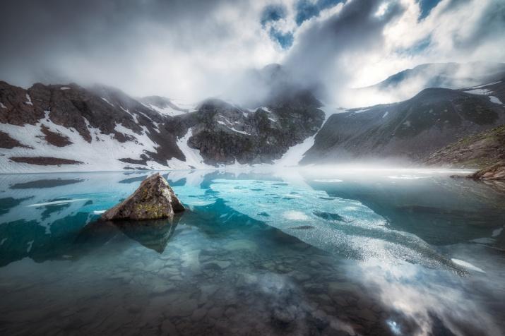 Летний сон Софийского озера. Фото: Татьяна Лещинская