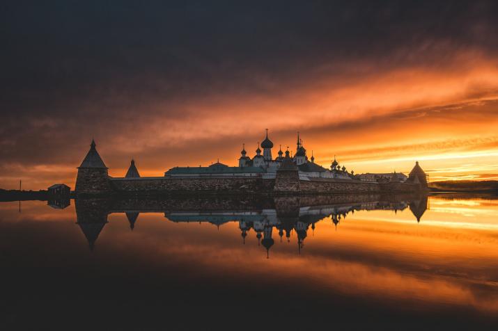 Летний заказ на Соловках. Фото: Александр Баранов