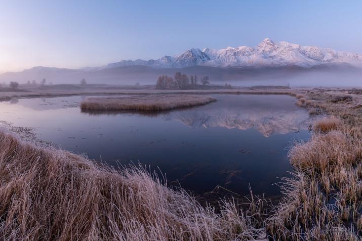 Утреннее волшебство Ештыкёль. Фото: Константин Чубенко