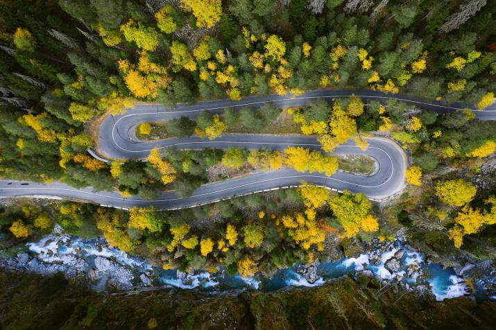 Эх, дороги... Фото: Дмитрий Разумков