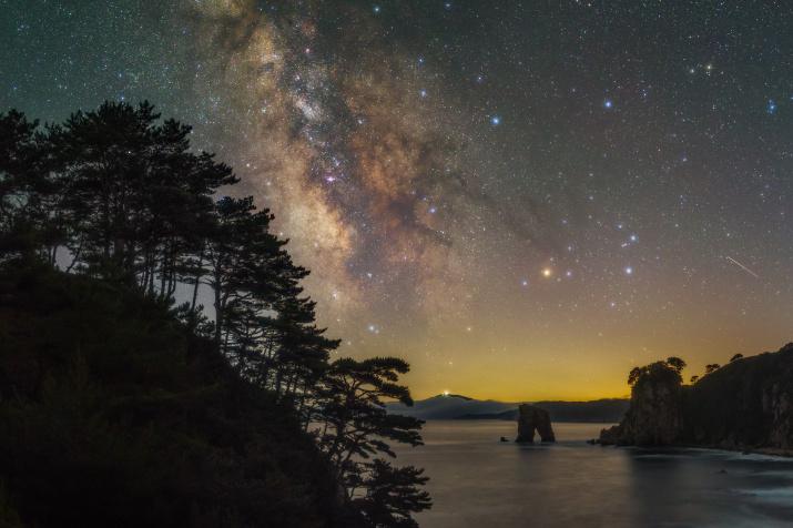 Звёздное Приморье. Фото: Антон Комлев