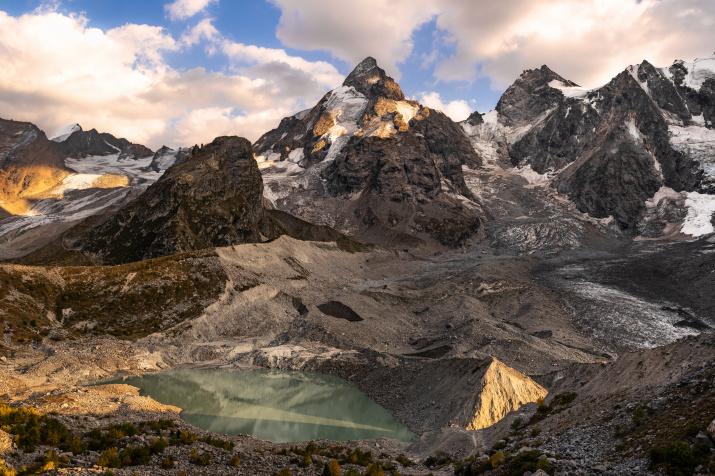 Гора Джантуган. Фото: Дмитрий Новожилов