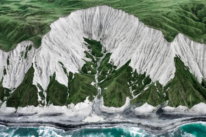 Белые скалы. Фото: Игорь Дудковский