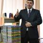 Председатель Брюховецкого районного отделения КРОРГО Виктор Хрущев