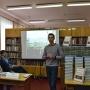 Презентация члена Краснодарского регионального отделения РГО, гида клуба ''Миры'' Сергейя Лозового
