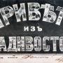 Почтовая карточка. Центральная часть города. Фото из архива Общества изучения Амурского края