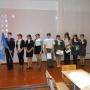 Чествование участников Первой молодёжной профильной смены РГО в ФДЦ ''Смена''