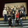 Участники форума - студенты и аспиранты географического факультета СГУ