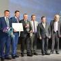 Вручение премии коллективу аторов этнического атласа Ставропольского края