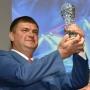 Руководитель проекта ''Казачий остров – дань уважения предкам'' Виктор Хрущев