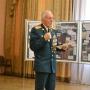 Выступление ветерана ВОВ Степанова Федора Пвловича