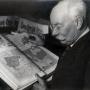 Ю.М. Шокальский во Всесоюзном географическом обществе. Фото из фондов Научного архива РГО