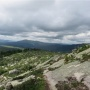 Вид на Ергаки сверху. Фото предоставлено В.Черниковым