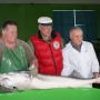 В рыборазводном хозяйстве. Фото предоставлено Дагестанским республиканским отделением РГО