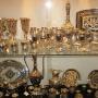Изделия кубачинских златокузнецов. Фото предоставлено Дагестанским республиканским отделением РГО