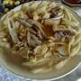 Лакский хинкал из сушеного мяса. Фото предоставлено Дагестанским республиканским отделением РГО