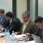 Заседание Попечительского совета, в центре – Милинчич